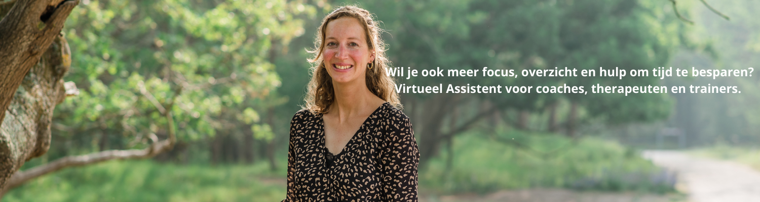 Virtueel asistent voor coaches, therapeuten en trainers